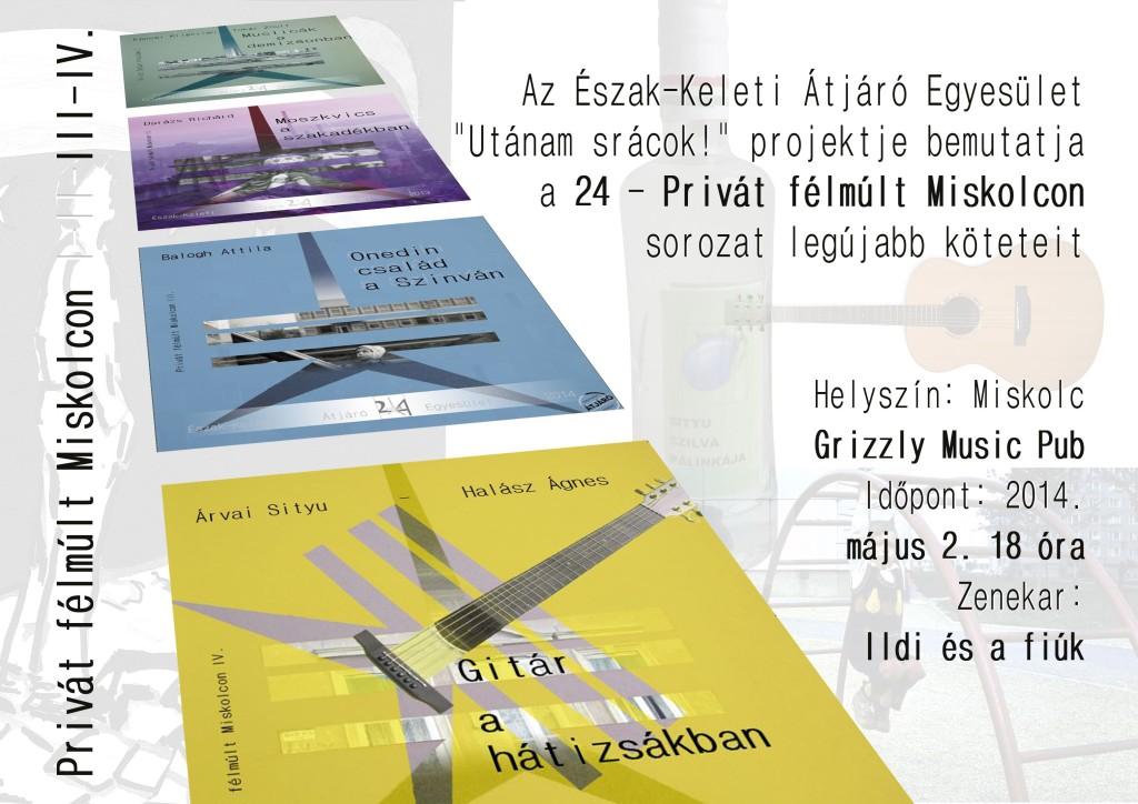 PF III-IV. plakát