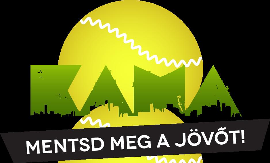 kama logo labdas szlogen PNG