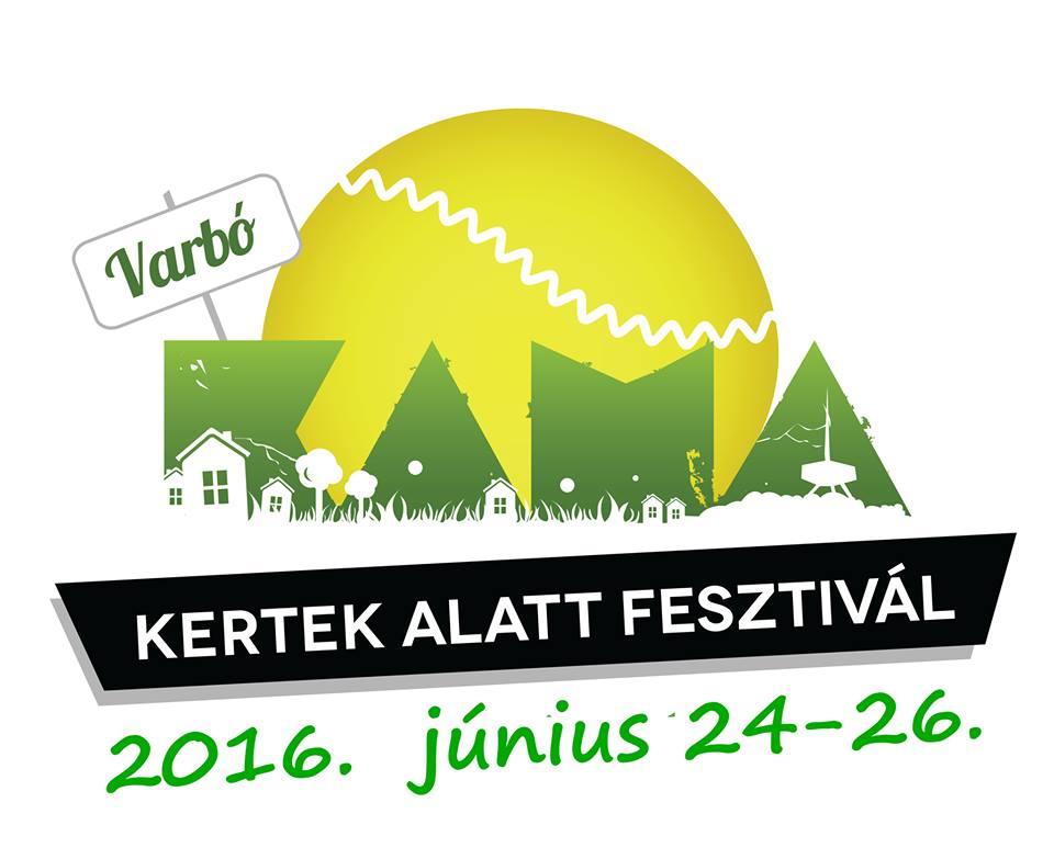 KAF-logó 2016