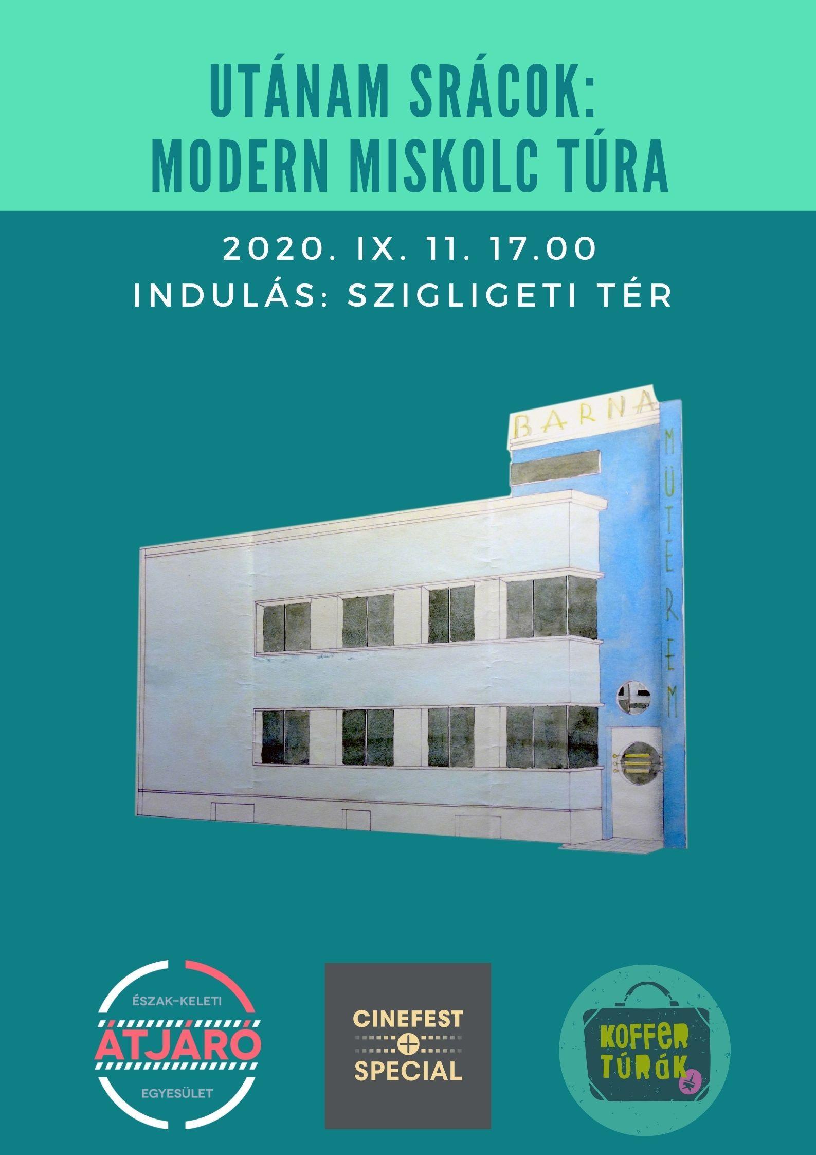 UTÁNAM SRÁCOK MODERN MISKOLC TÚRA-2